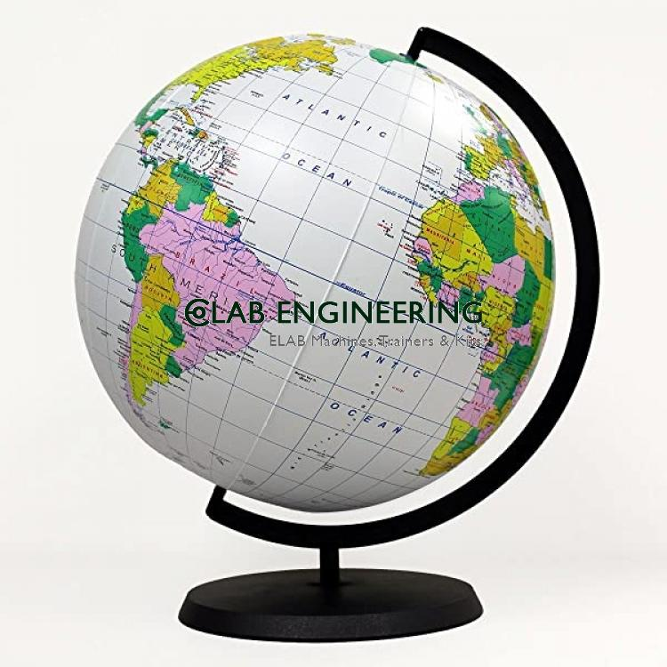 24 Inflatable Globe