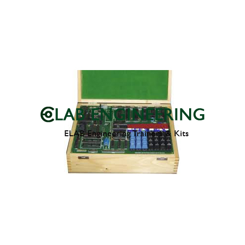 8085 Microprocessor Training Kit