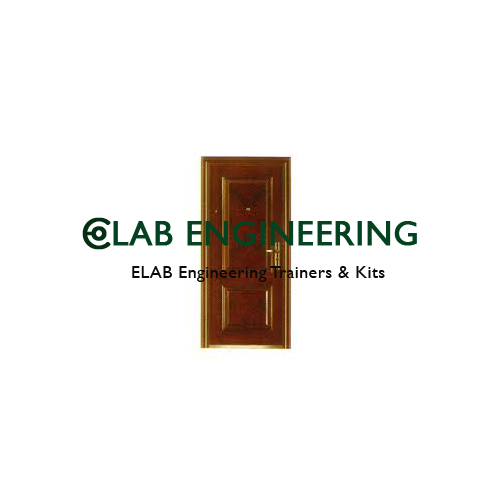 Model of Door Leaf