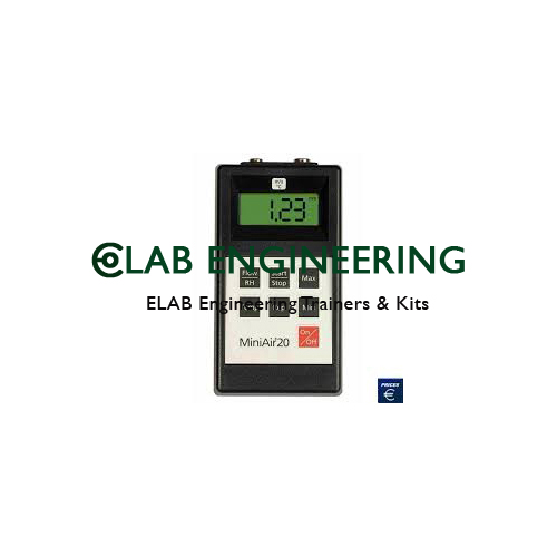 Measurement Of Air Flow Rate By Anemometer