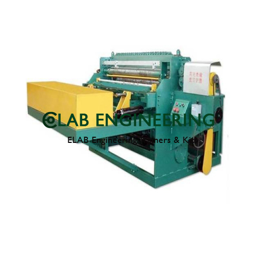 High Precision Welded Wire Mesh Plants