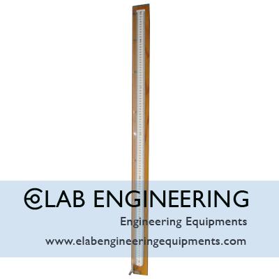U Tube Double Column Manometer