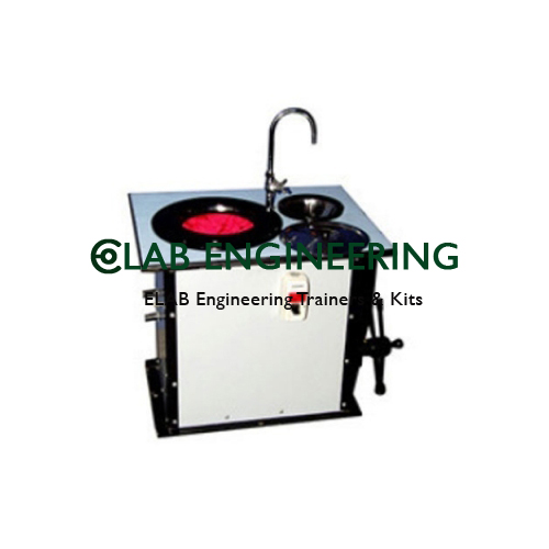 Metallurgical Specimen Cut-off Machine
