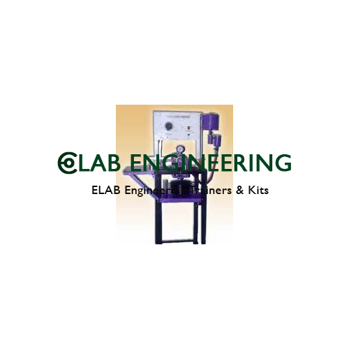 Experimental Module Journal Bearing Pressure Distribution