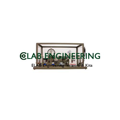 Basic Heat Pump Demonstrator