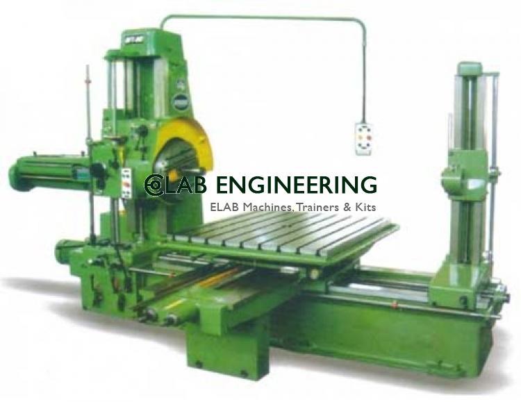 65mm High Precision Horizontal Boring Machine
