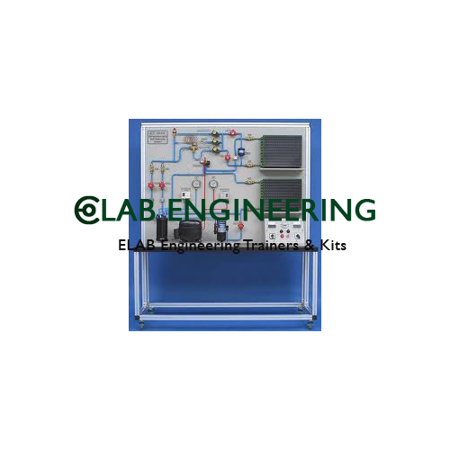 Reverse Cycle Refrigeration Training System