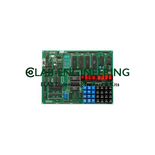 8086 8088 Microprocessor Training Kit