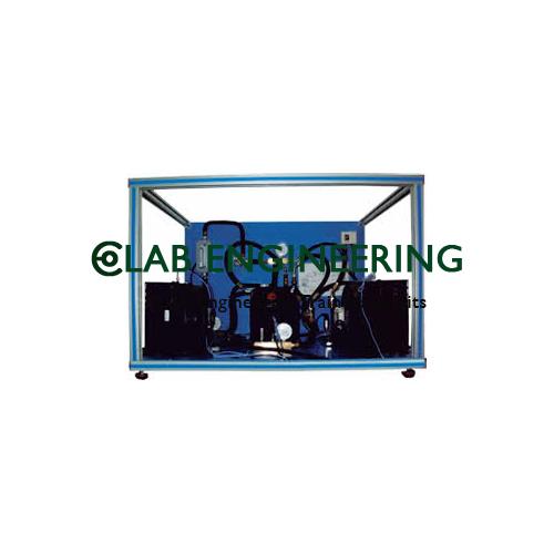 Double Chamber Refrigerator Module