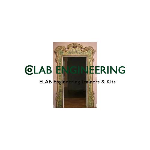 Model of Doors With Surrounding Frames