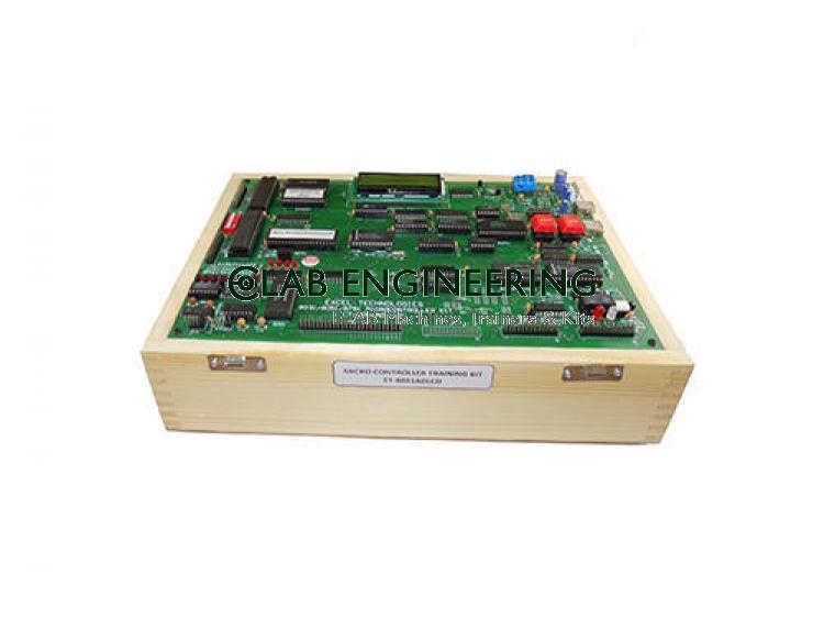 8051 Microcontroller Training Kit Cum Emulator