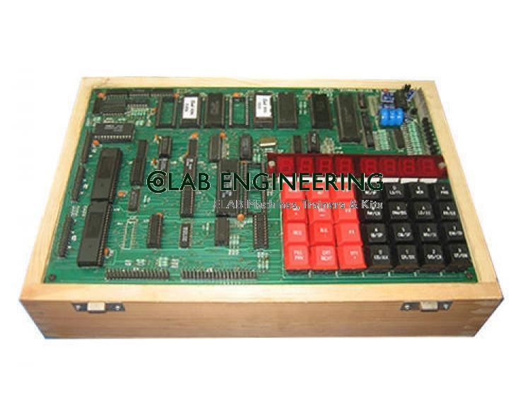 8085 Microprocessor Training Kit Cum Emulator