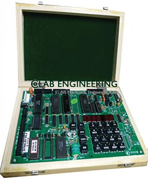 8085 Microprocessor Training Kit With Inbuilt Power Supply