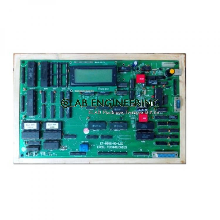 8086 8088 Microprocessor Trainer Kit