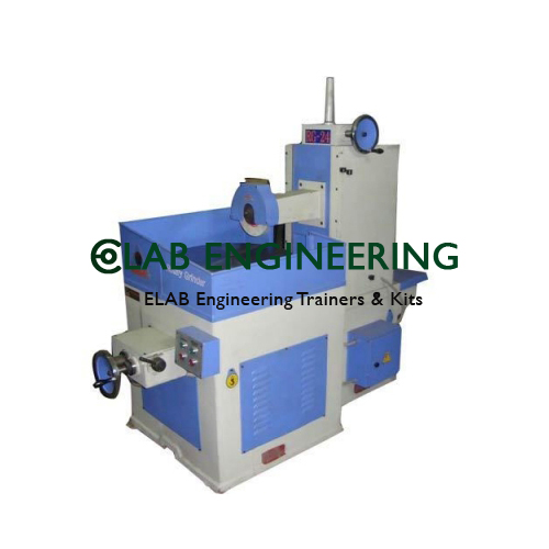 Horizontal Rotary Surface Grinder