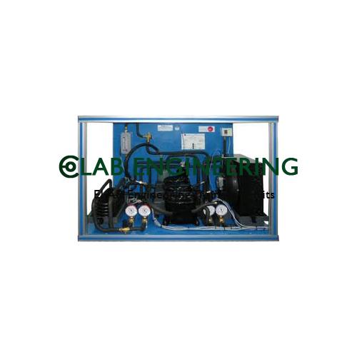 Multiple Compressor Refrigeration Control