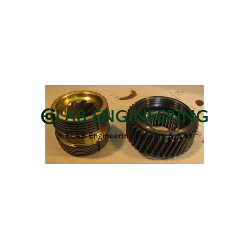 Conical Friction Clutch