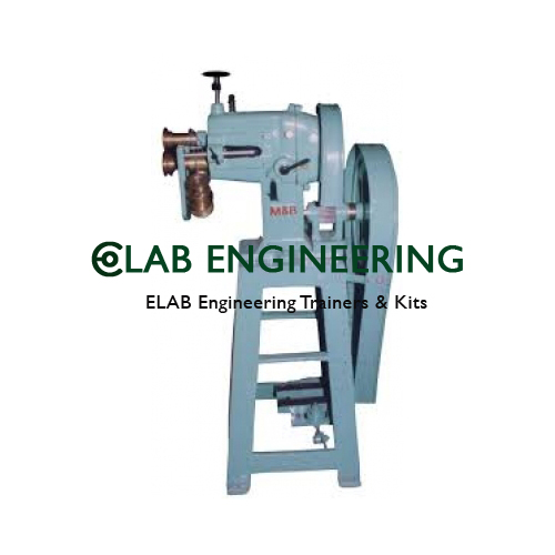 Deep Throat Swaging & Cosing Machine