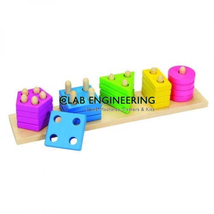 Activity Toys Puzzles