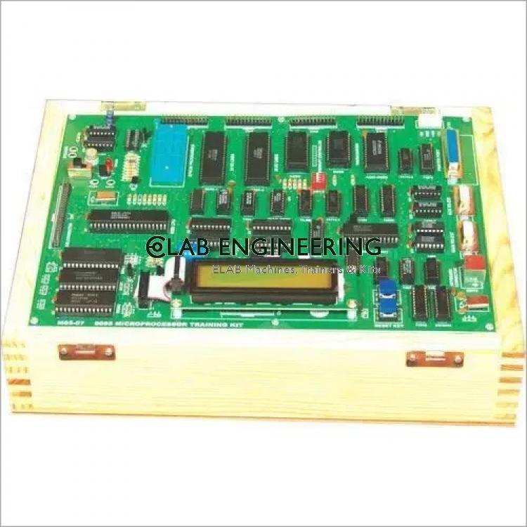 Advanced Microprocessor Trainer Kit