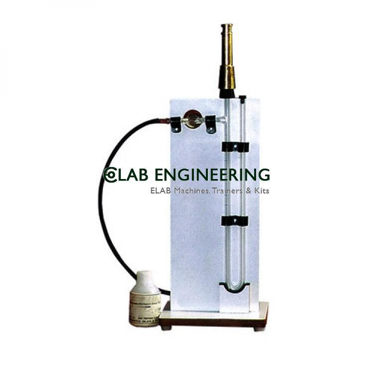 Air Permeability Apparatus (Rigden Type)