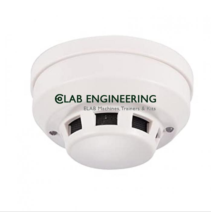 Automatic Fire Alarm and Fire Broadcasting Telephone Linkage System