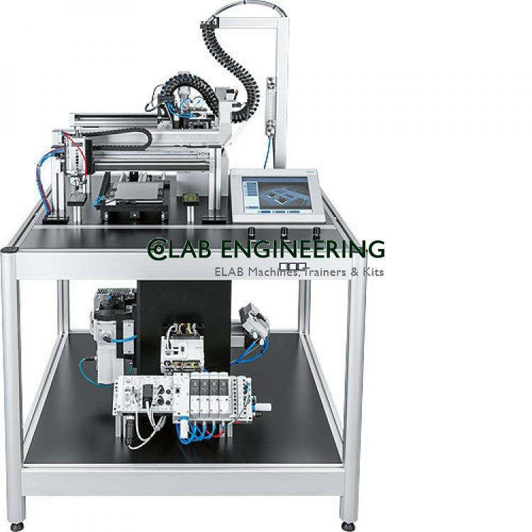 Automatic Production Line Trainer AUTOMATION MACHINES LAB