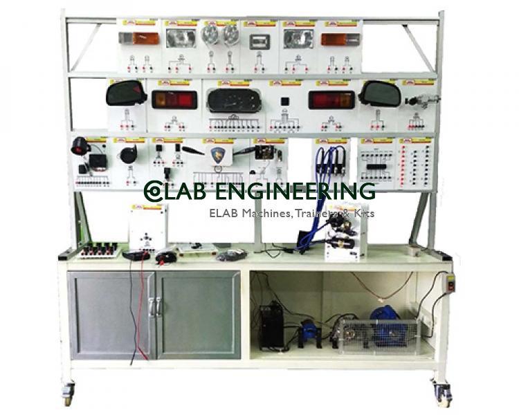 Automative Whole Electrical Maintenance(Passat)