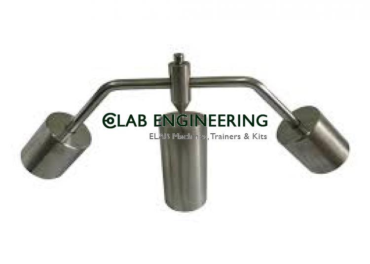 Ball Pressure Test Apparatus