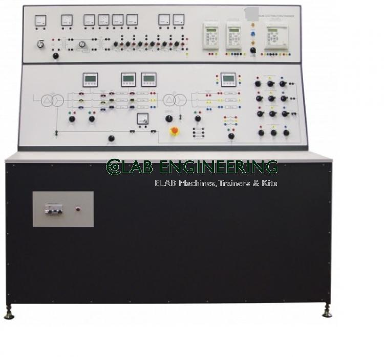 Based Power Supply and Distribution System