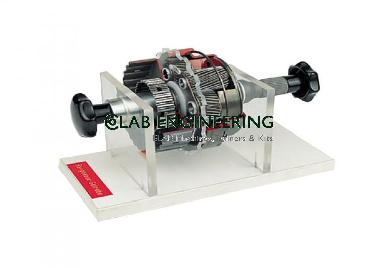 Bench Top Cutaway Model Planetary Gear