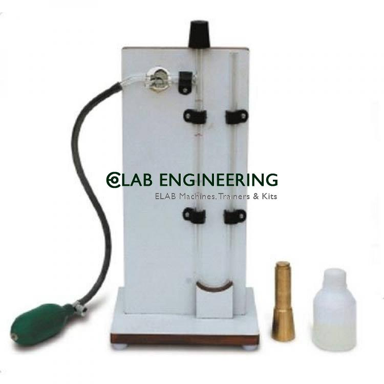 Blaine s Air Permeability Apparatus