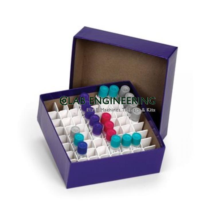 Box Storage tubes Set of 14