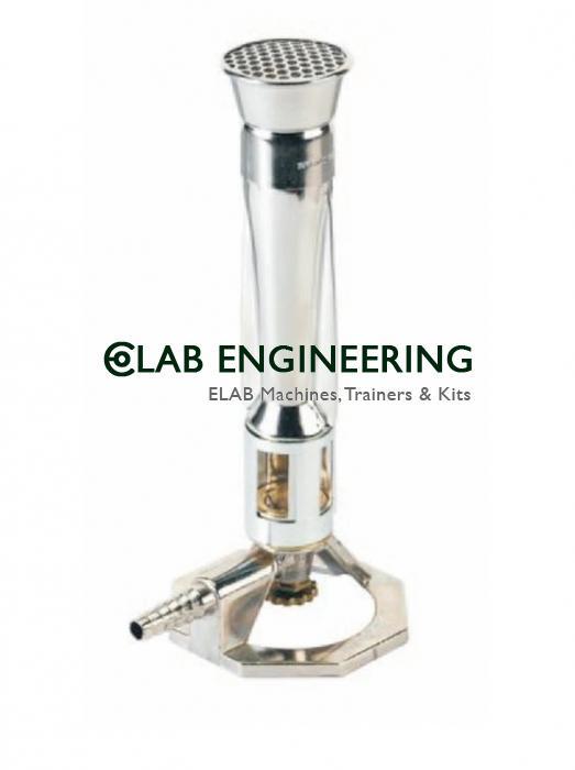 Burner, High-Temperature Natural Gas