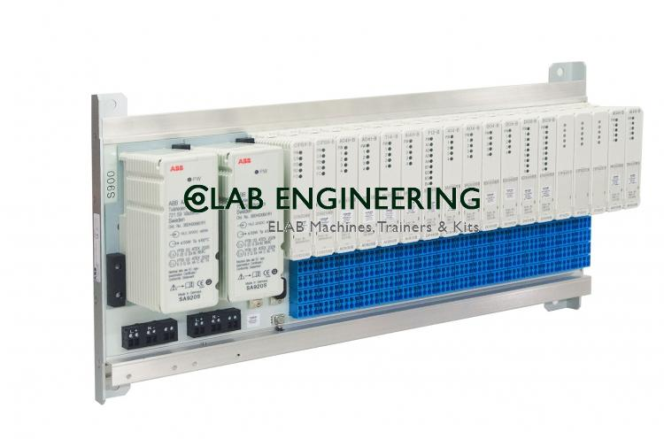Bus Trainer (PROFIBUS-DP) AUTOMATION MACHINES LAB