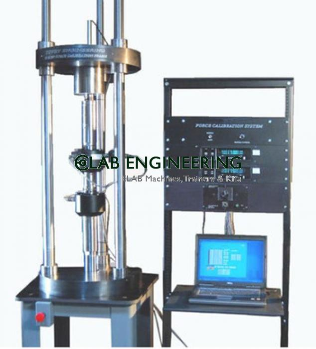 CALIBRATION OF LOAD CELLS
