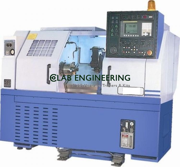 CNC Lathe MACHINES Mate TD