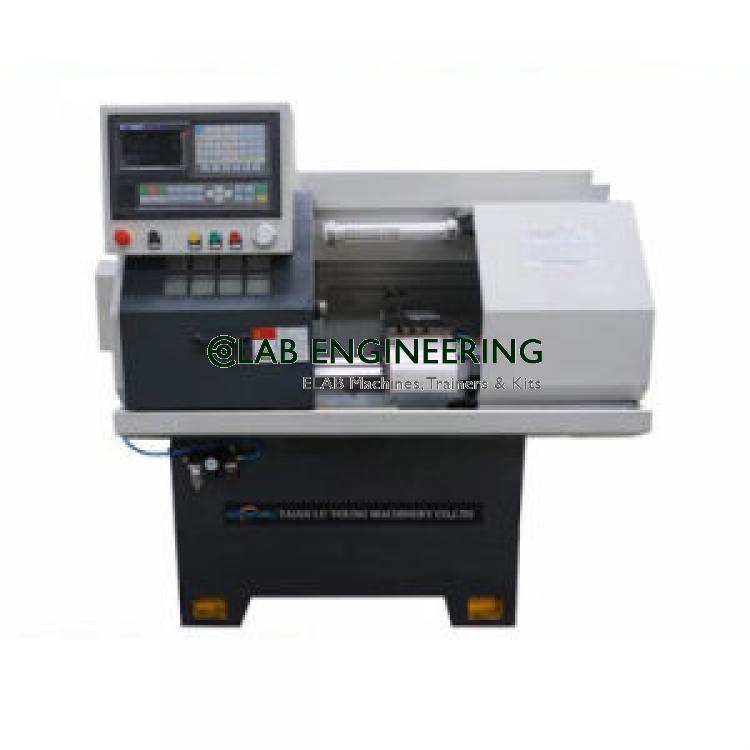 CNC Lathe Machine Table Model