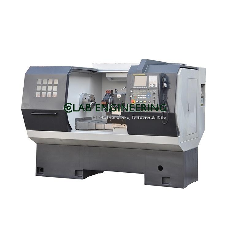 CNC MACHINES Lathe for secondary vocational school