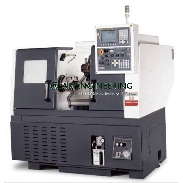 CNC MACHINES Lathe semi-physical