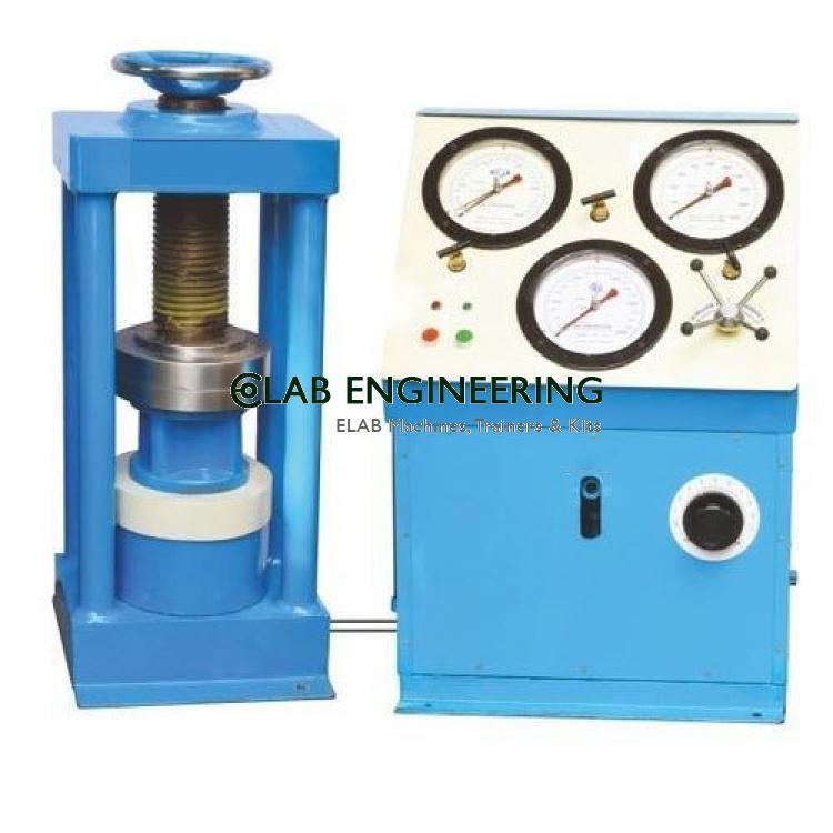 Compression Testing Machine Four Pillar