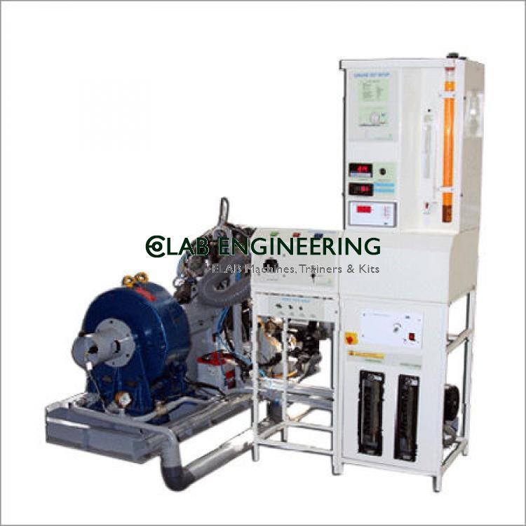 Computer Based MPFI Petrol Engine