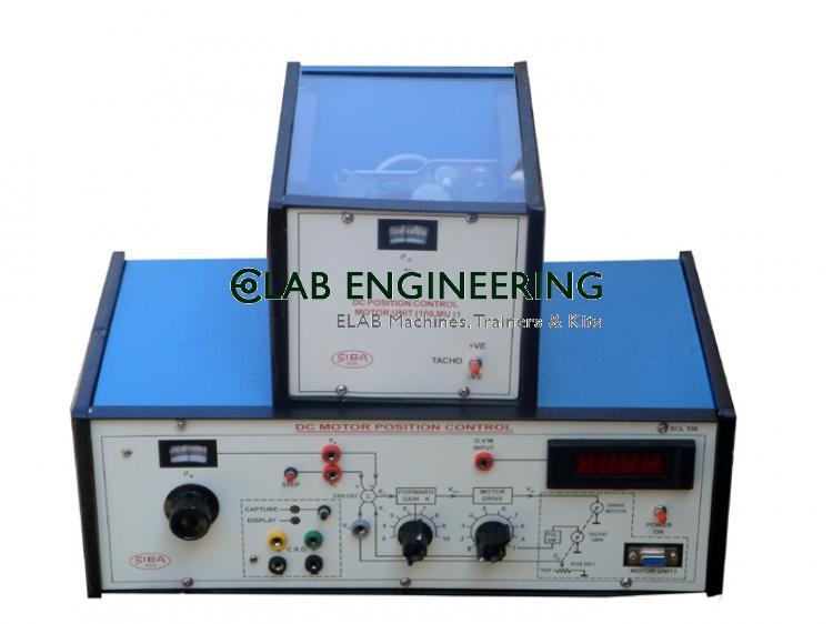 Dc Motor Position Controller