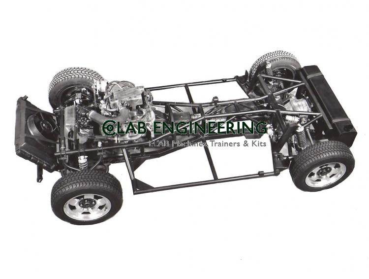 Demonstration Car Chassis