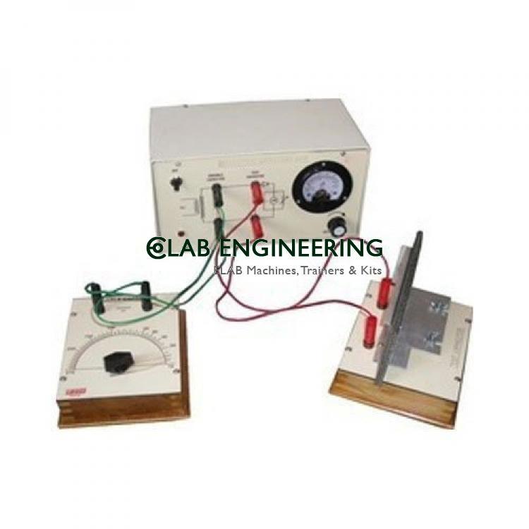 Dielectric Constant Apparatus
