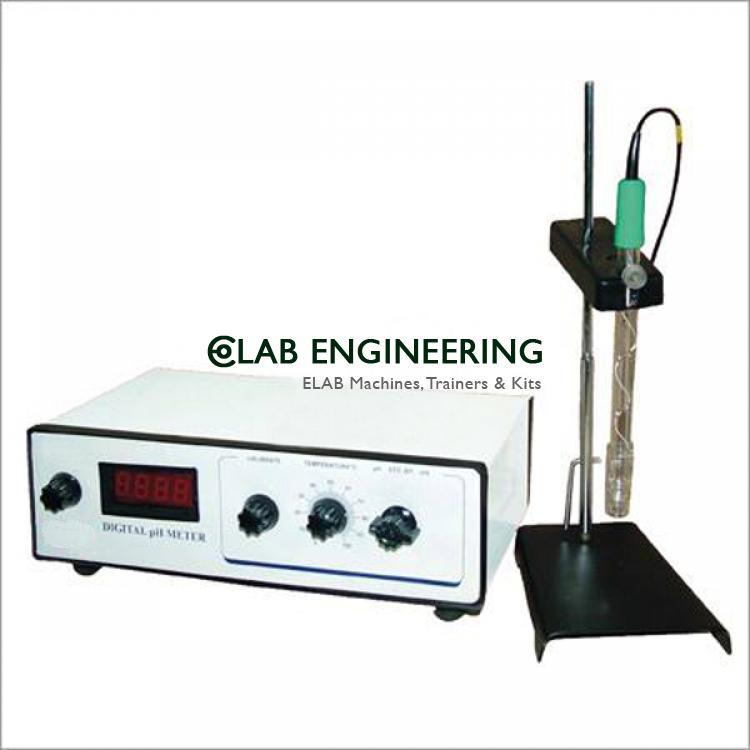 Digital PH Conductivity and Temperature Meter