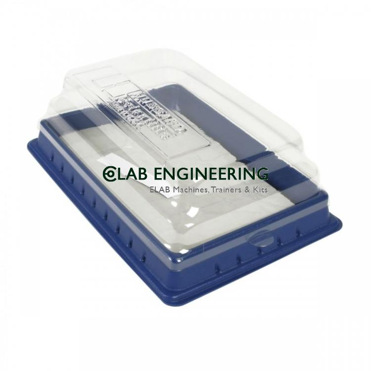 Dissection Pan Pad and Cover