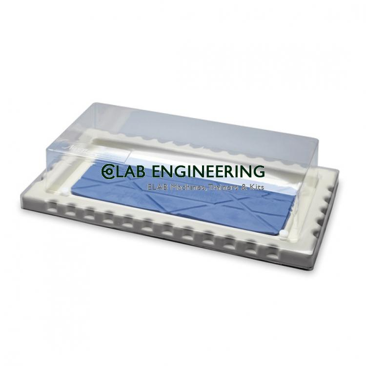 Dissection Pan Pad and Cover Large