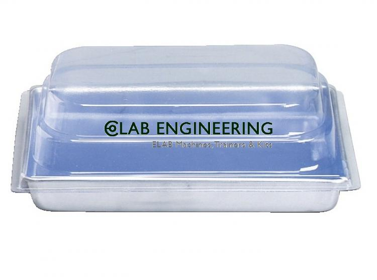Dissection Pan Pad and Cover Medium Set