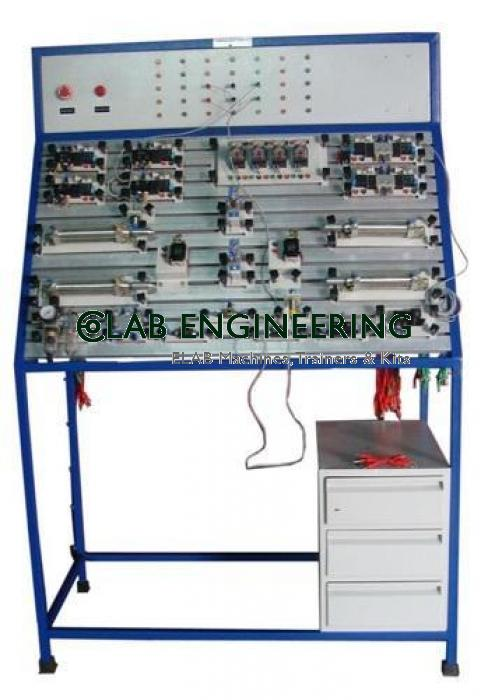 ELECTRO-PNEUMATIC TRAINER KIT